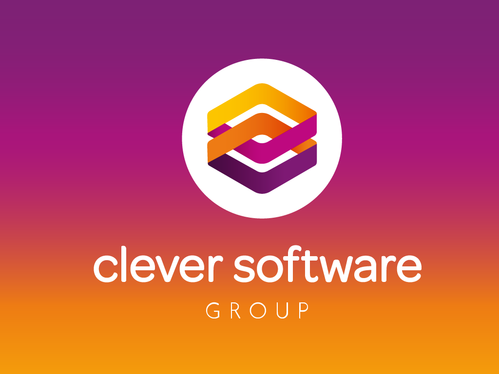 Clever Software Group's New Logo